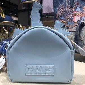 156886ba08 Disney Bags - Disneyland castle Crossbody bag